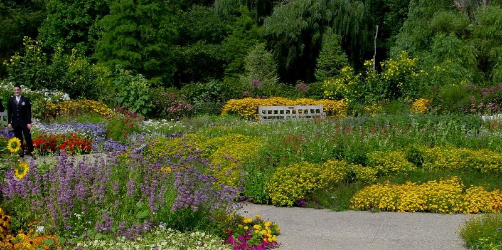 Matthaei botanical gardens nichols arboretum american public gardens association for University of michigan botanical gardens