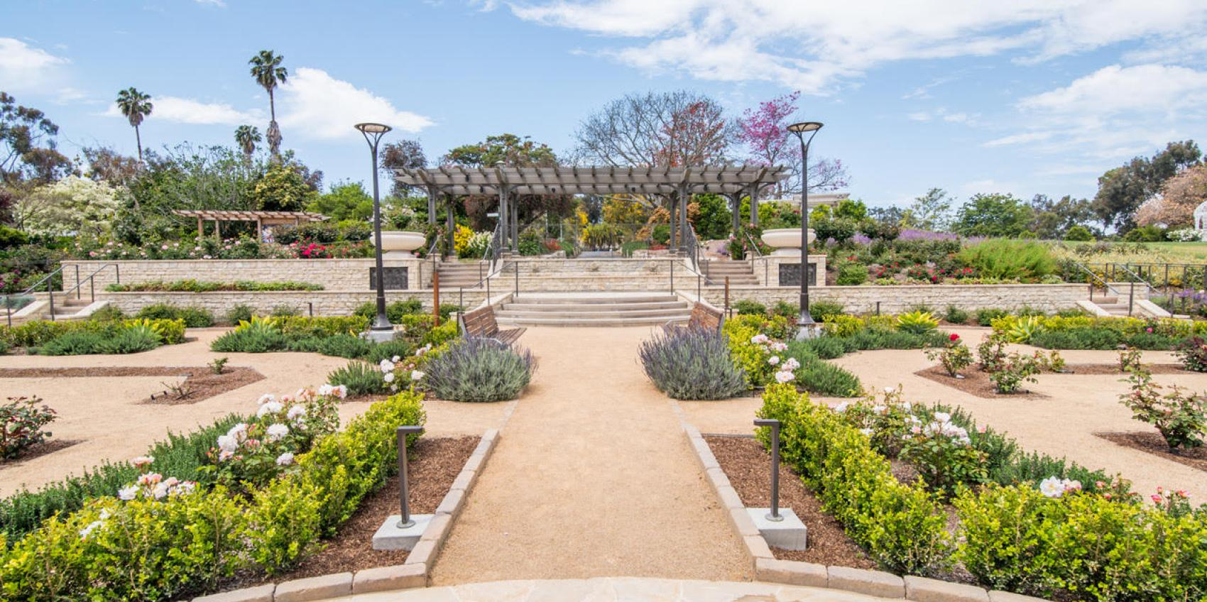South Coast Botanic Garden American Public Gardens Association