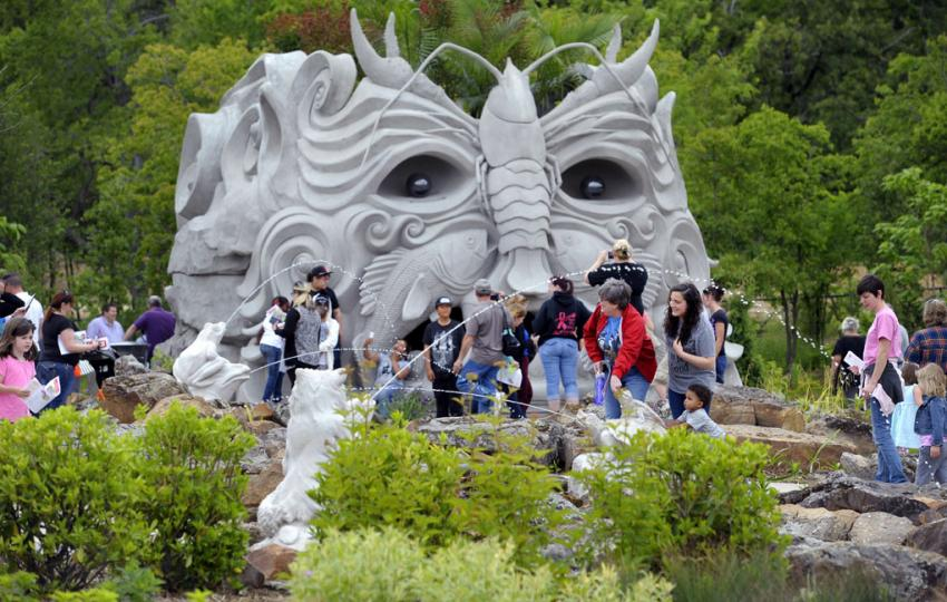 Tulsa Botanic Children's Garden