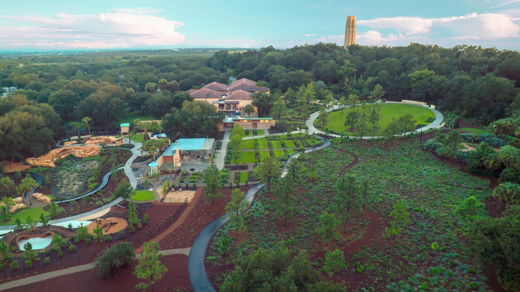 Bok Tower Gardens Unveils New Gardens American Public Gardens