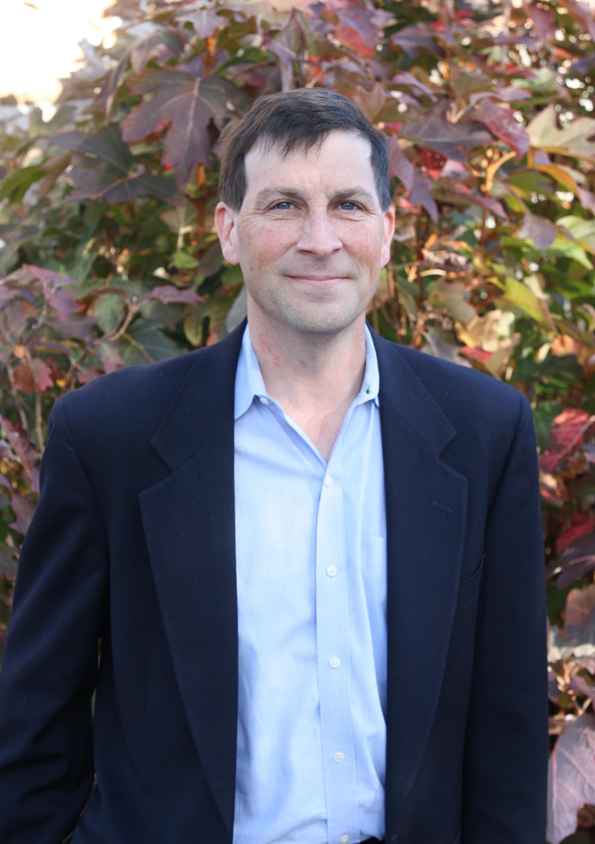 Casey Sclar, Executive Director of the American Public Gardens Association