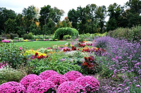 Arboretum Maintenance Plan American Public Gardens Association