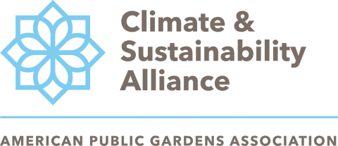 Climate and Sustainability Alliance logo